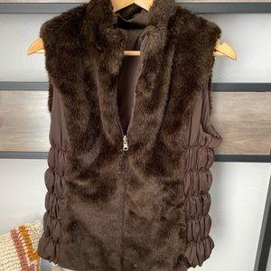 Other - Brown Fur Vest